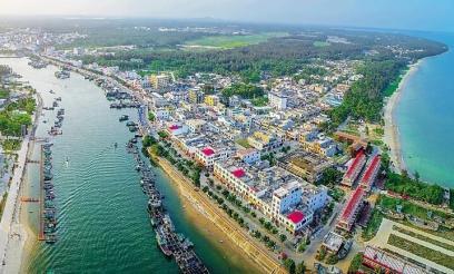 海南省旅游发展研究会精心策划潭门小镇