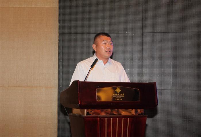 王健生会长在安徽省旅游扶贫结对帮扶工作会议上的发言