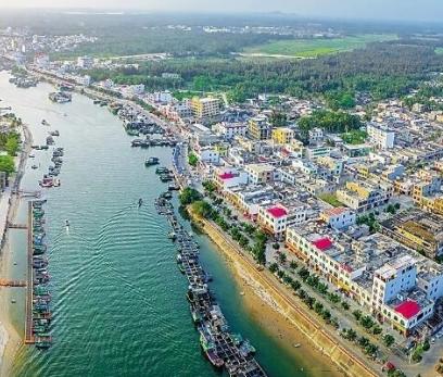 海南省旅游发展研究会专家团队齐聚琼海   精心策划潭门小镇